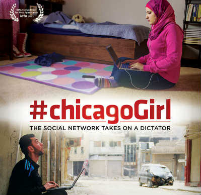Dokumentarfilmen #ChicagoGirl på Netflix