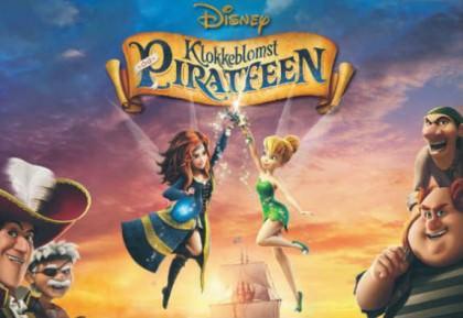 Disneyfilmen Klokkeblomst og Piratfeen fra 2014