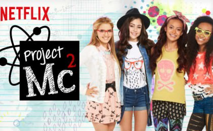 Project MC2 på Netflix