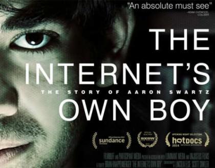 Internettets vidunderdreng: Historien om Aaron Swartz