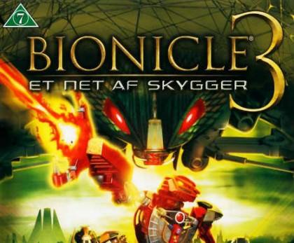 Bionicle 3 – Et Net Af Skygger på Netflix