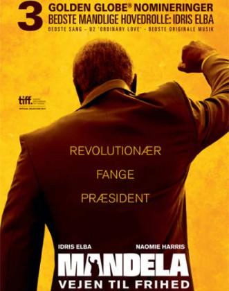 Mandela – Vejen Til Frihed på Netflix