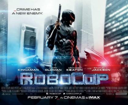 RoboCop fra 2014 på Netflix