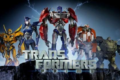 Transformers Prime sæson 1, 2 og 3 nu på Netflix