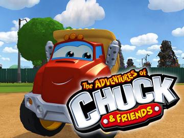 Chuck & Friends på Netflix