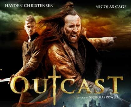 Outcast med Nicolas Cage på Netflix