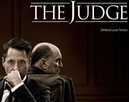 The Judge med Robert Downey Jr og Robert Duvall