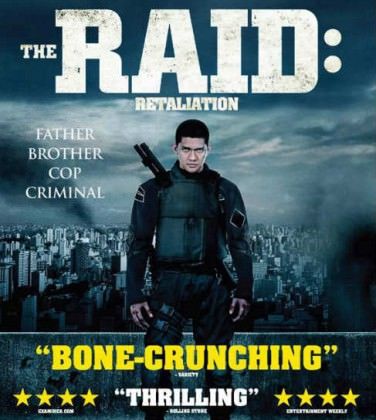 The Raid: Retaliation på Netflix