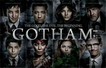 Seriepremiere: Gotham på Netflix