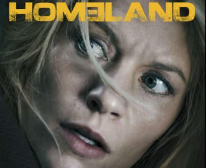 Homeland sæson 5 på Netflix