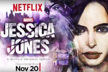 Seriepremiere: Jessica Jones på Netflix