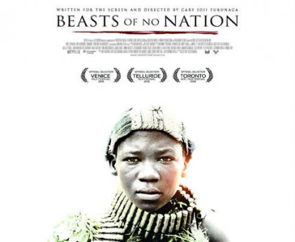 Beasts of No Nation – den første Netflix film