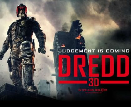 Dredd fra 2012 på Netflix