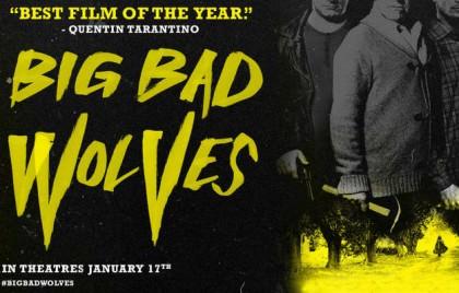 Big Bad Wolves (Blodig Weekend) på Netflix