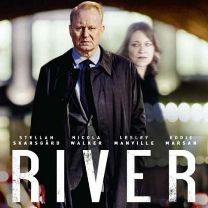 Seriepremiere: River på Netflix