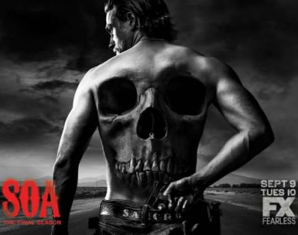 Sons of Anarchy sæson 7 på Netflix