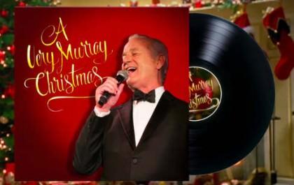 A Very Murray Christmas på Netflix