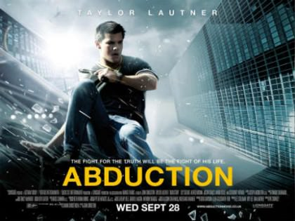Abduction med Taylor Lautner på Netflix