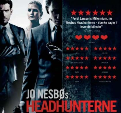 Actionbraget Headhunterne  på Netflix