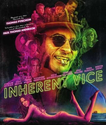 Inherent Vice med Joaquin Phoenix
