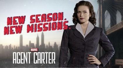 Marvel's Agent Carter sæson 2 på Netflix