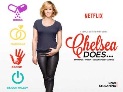 Chelsea Does – eksklusiv på Netflix