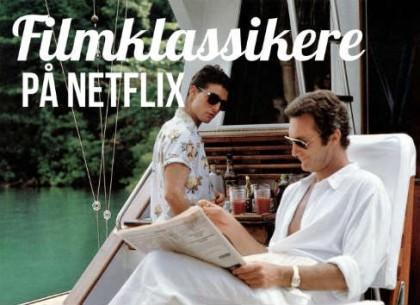 Filmklassikere på Netflix