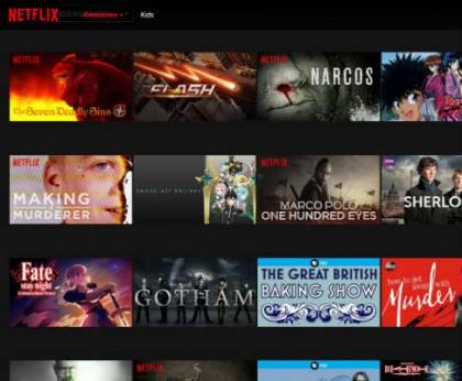 De store Netflix-nyheder i 2016