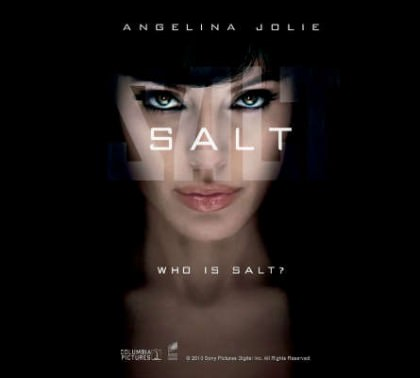 Salt – action thriller med Angelina Jolie