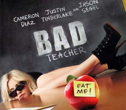 Bad Teacher på Netflix