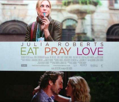 Spis Bed Elsk med Julia Roberts
