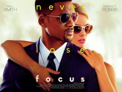 Focus med Will Smith på Netflix