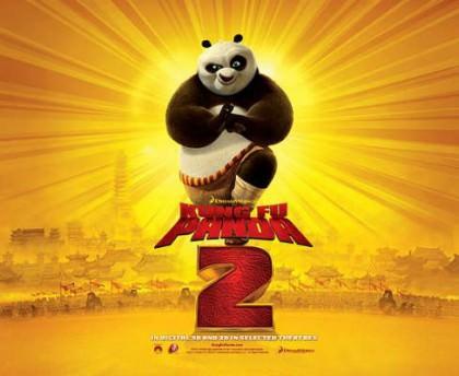 Kung Fu Panda 2 på Netflix