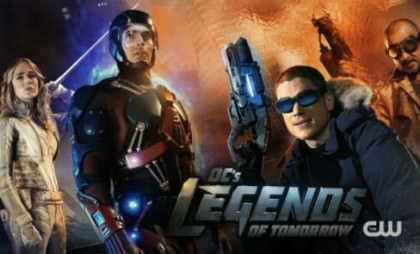 Seriepremiere: DC's Legends of Tomorrow