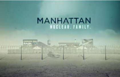 Manhattan sæson 2 nu på Netflix