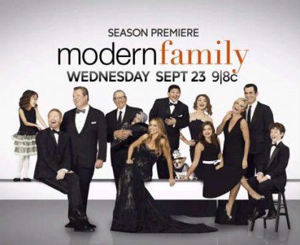Modern Family sæson 7 på Netflix