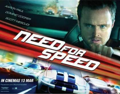 Need For Speed på Netflix