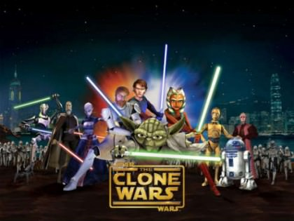 Star Wars – The Clone Wars på Netflix