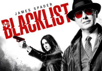 The Blacklist sæson 3 på Netflix