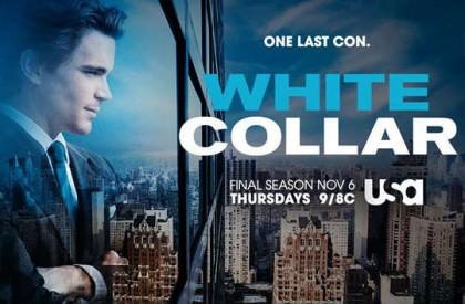 White Collar sæson 6 på Netflix