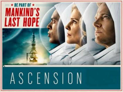 Seriepremiere: Ascension på Netflix