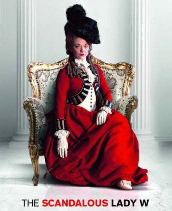 BBC dramaet: The Scandalous Lady W