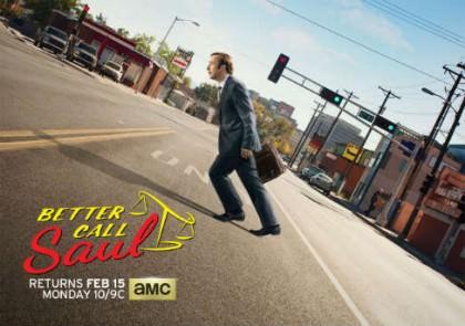 Better Call Saul sæson 3 på Netflix