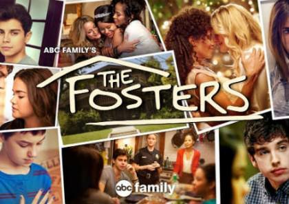 The Fosters sæson 2 på Netflix