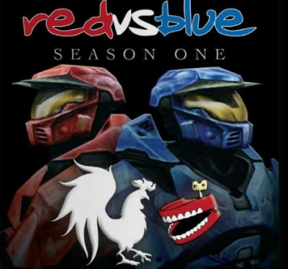 Seriepremiere: Red vs. Blue på Netflix
