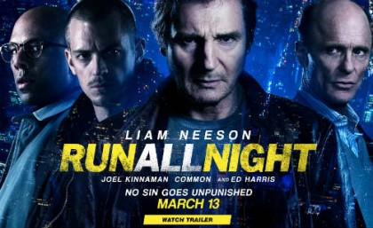 Run All Night med Liam Neeson