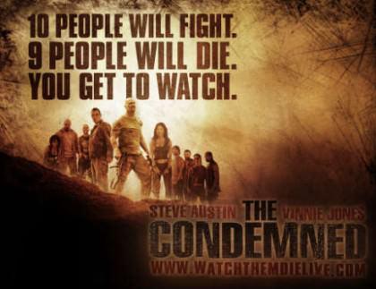 The Condemned på Netflix