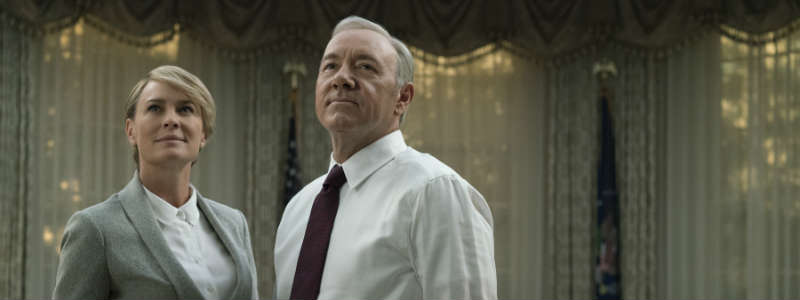 House of Cards saeson 5 Netflix