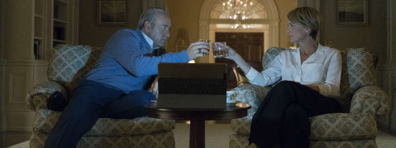 House-of-cards sason 5 Netflix