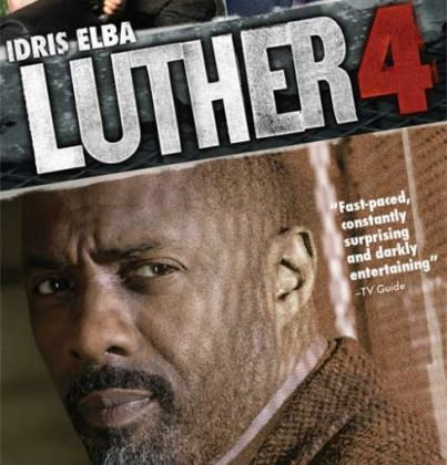 Luther sæson 4 på Netflix
